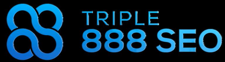 triple 888 logo