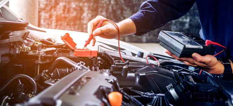 seo for car mechanics