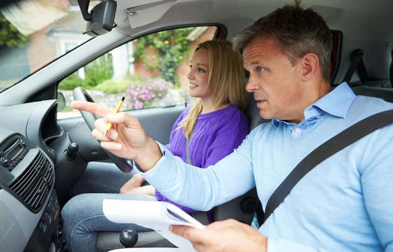 seo for driving instructors