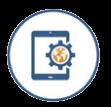 mobile responsive logo